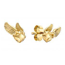 Pandora 260025C00 Damen-Ohrringe Harry Potter Goldener Schnatz
