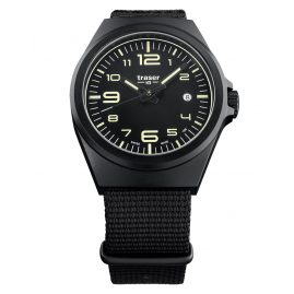 traser H3 108218 Men´s Watch P59 Essential M Black