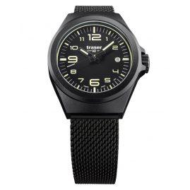 traser H3 108204 Armbanduhr in Unisexgröße P59 Essential S Schwarz