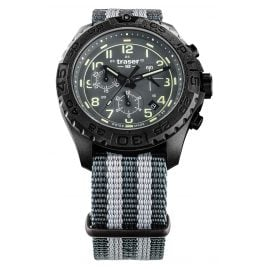 traser H3 109046 Men´s Watch P96 OdP Evolution Chrono Grey
