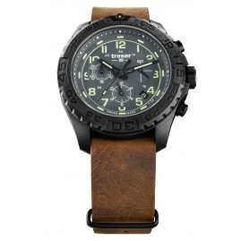traser H3 109045 Watch for Men P96 OdP Evolution Chrono Grey