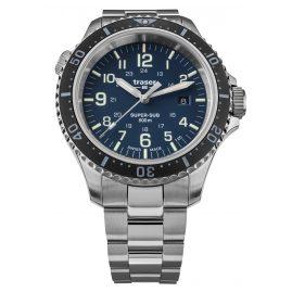 traser H3 109373 Men's Diver's Watch P67 SuperSub Special Set Blue
