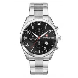 Swiss Military Hanowa 06-5316.04.007 Herrenuhr Chronograph Helvetus Chrono