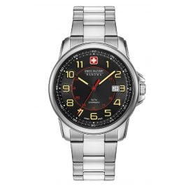 Swiss Military Hanowa 06-5330.04.007 Men's Watch Grenadier Ø 43 mm