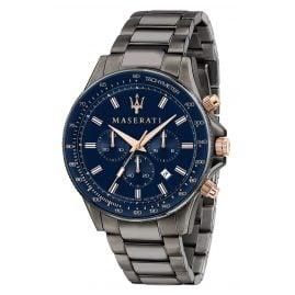 Maserati R8873640001 Herrenuhr Chronograph Sfida