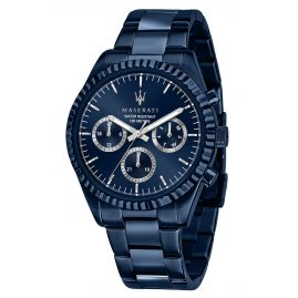 Maserati R8853100025 Men's Watch Multifunction Competizione Blue