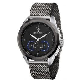Maserati R8873612006 Chronograph for Men Traguardo grey/black