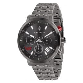 Maserati R8873134001 Men's Watch Chronograph GT anthracite