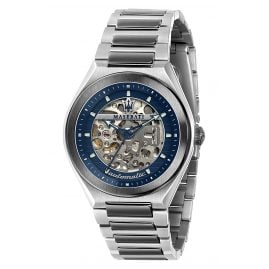 Maserati R8823139003 Men's Watch Automatic Triconic Skeleton