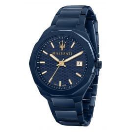Maserati R8853141001 Men's Watch Blue