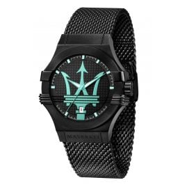 Maserati R8853144002 Men's Watch Aqua Edition Potenza