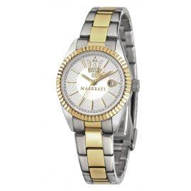 Maserati R8853100505 Ladies' Watch Competizione two-colour