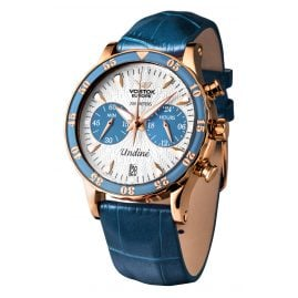 Vostok Europe VK64-515B527 Ladies Chronograph with 3 Straps