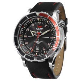 Vostok Europe NH35A-5105141 Anchar Automatik Taucheruhr-Set