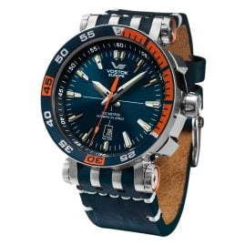 Vostok Europe NH35A-575A279 Mens Automatic Watch Energia Rocket