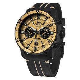 Vostok Europe 6S21-546C512 Mens Watch Chronograph Ekranoplan