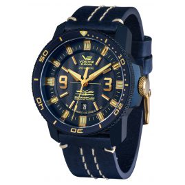 Vostok Europe NH35A-546D511 Men's Automatic Watch Ekranoplan