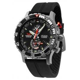 Vostok Europe YM8J-597A549 Men's Watch Expedition Everest Underground