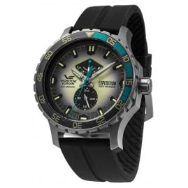 Vostok Europe YN84-597A544 Herrenarmbanduhr Automatik Expedition Everest Underground