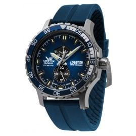 Vostok Europe YN84-597A545 Automatic Men's Watch Expedition Everest Underground