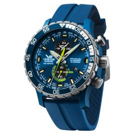 Vostok Europe YM8J-597E546 Alarm-Chronograph Expedition Everest Underground