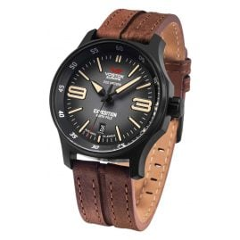 Vostok Europe NH35A-592C554 Herren-Automatikuhr Expedition Nordpol 1