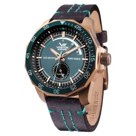 Vostok Europe NE57-225O566 Automatic Men's Watch Rocket N1