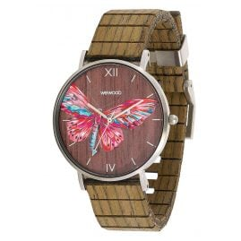 WeWood WW48002 Ladies' Watch Aurora Tropical Nut