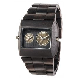 WeWood WW02013 Jupiter RS Black Mens Wood Watch
