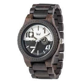 WeWood WW51002 Oblivio Black White Herrenuhr