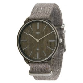 WeWood WW64002 Herrenarmbanduhr Ross Nut Silver