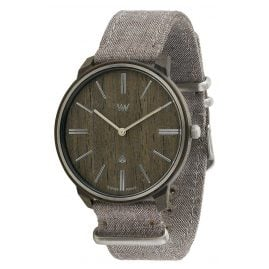 WeWood WW64002 Men's Wristwatch Ross Nut Silver