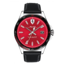 Scuderia Ferrari 0830489 Mens Watch Pilota