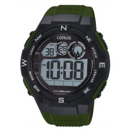 Lorus R2321LX9 Digital Mens Watch Chronograph
