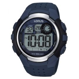 Lorus R2387KX9 Herren-Digitaluhr Chronograph