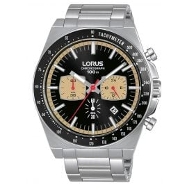 Lorus RT351GX9 Men´s Wristwatch Chronograph