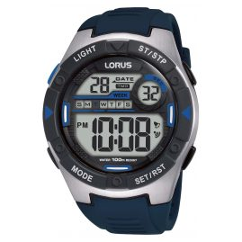 Lorus R2395MX9 Men's Watch with digital display