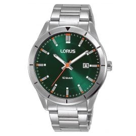 Lorus RH901MX9 Men's Wristwatch Green 10 bar