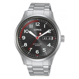 Lorus RL459AX-9 Men's Automatic Watch Anthracite/Red