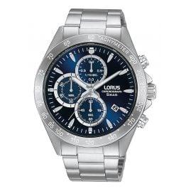 Lorus RM365GX9 Herren-Armbanduhr Chronograph Blau