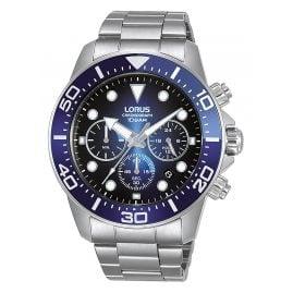 Lorus RT343JX9 Herrenuhr Chronograph Blau