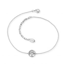 Engelsrufer ERF-LILTREE Anklet Tree of Life
