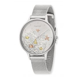 Engelsrufer ERWA-TREE01-MS-MS Ladies' Watch Tree of Life Ø 34 mm