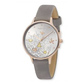 Engelsrufer ERWA-TREE01-NGY1-MR Women's Watch Tree of Life Ø 34 mm