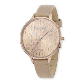 Engelsrufer ERWA-LIFL-LBR1-LR Women's Watch Flower of Life Ø 38 mm