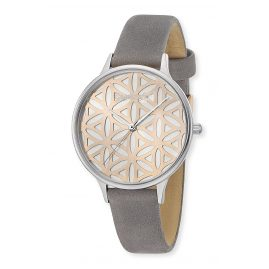 Engelsrufer ERWA-LIFL-NGY1-MS Women's Watch Flower of Life Ø 34 mm