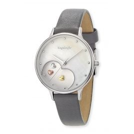 Engelsrufer ERWA-HEART-LGY1-MS Ladies' Watch Happy Hearts Ø 34 mm