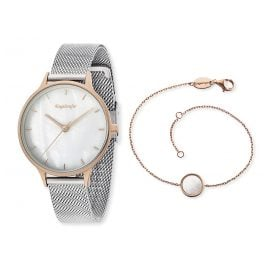 Engelsrufer ERWO-PEARL-01 Ladies' Watch Pearl Set with Bracelet