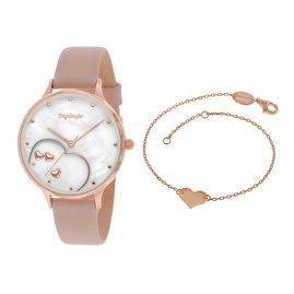 Engelsrufer ERWO-HEART-01 Ladies' Watch Set Happy Hearts with Heart Bracelet