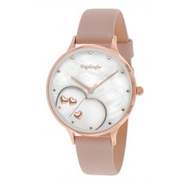Engelsrufer ERWA-HEART-NRO1-MR Ladies Watch Happy Hearts